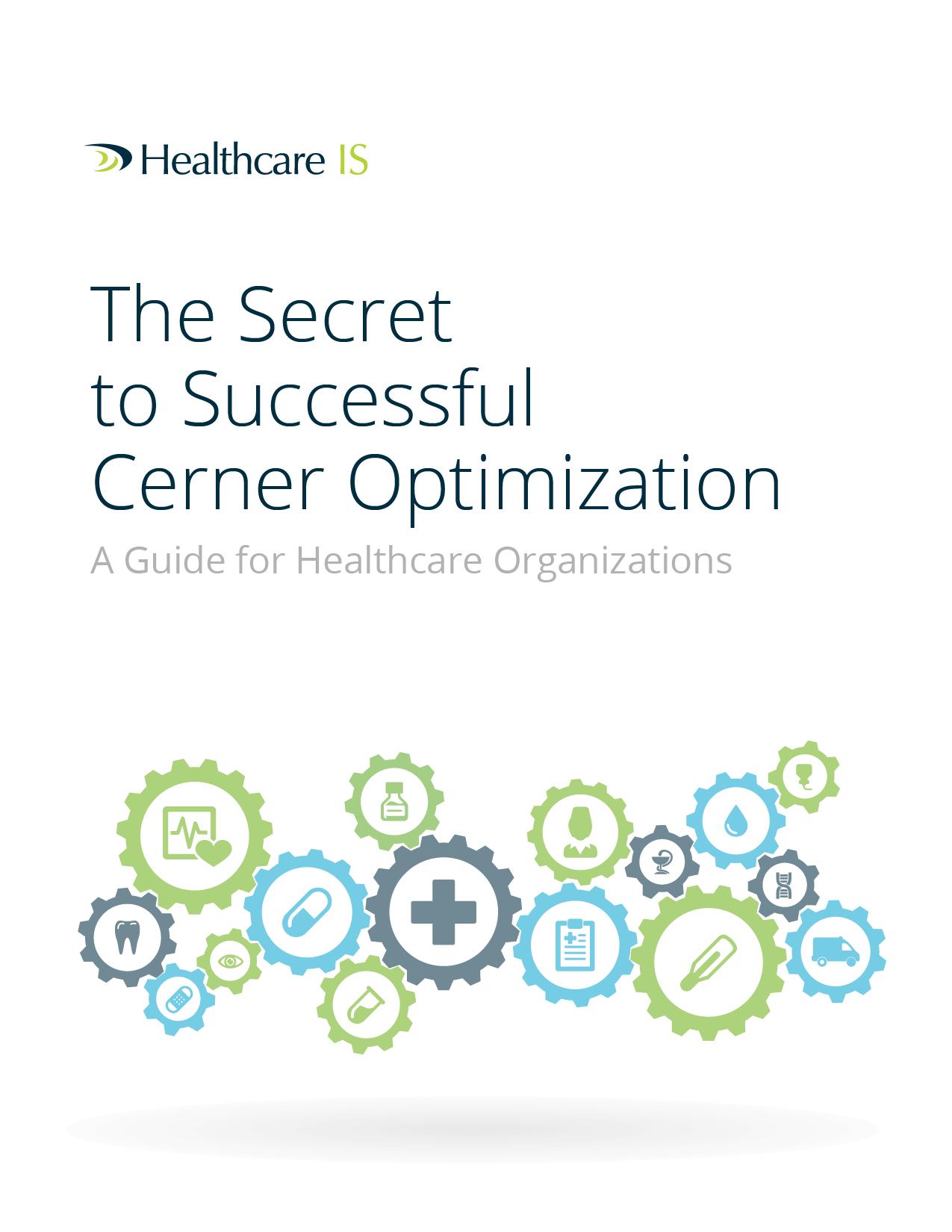 eBook: The Secret to Successful Cerner Optimization